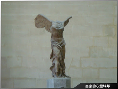 展翅的勝利女神像