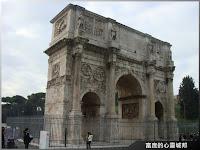 全世界歷史最久遠的凱旋門