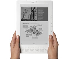 Amazon Kindle DX 550