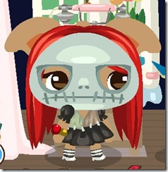 zombie pet