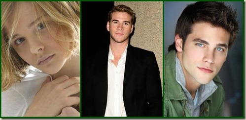 hunger games cast 1