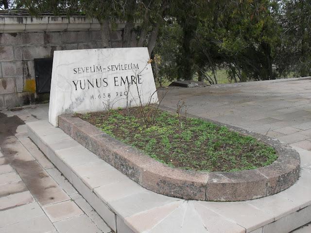 Yunus emre....