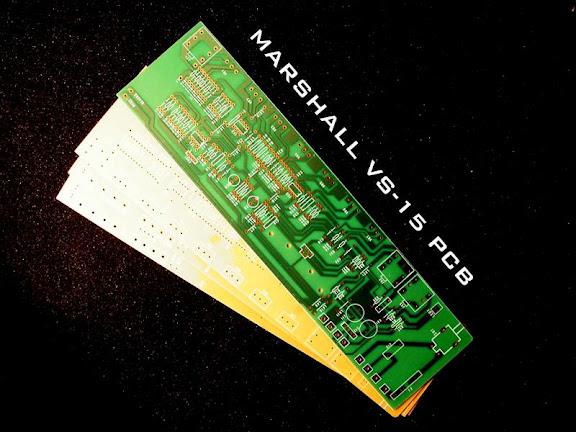 吉它前级bf245马歇尔音调电路