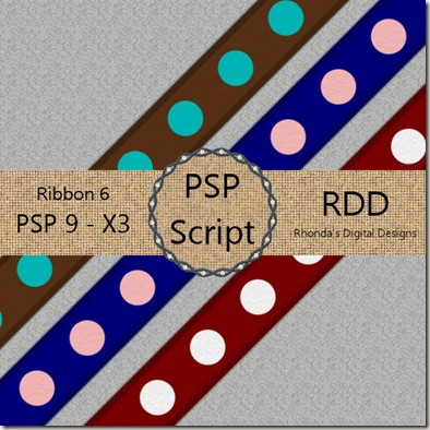 RDD-Ribbon6Display