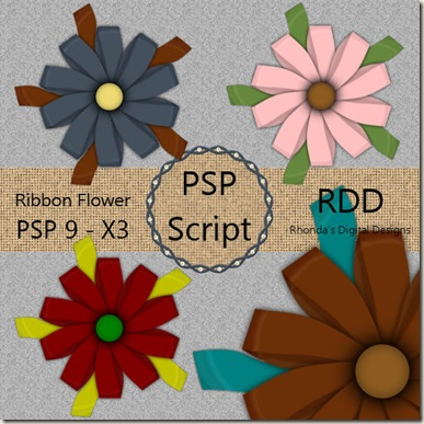 RDD-RibbonFlowerDisplay