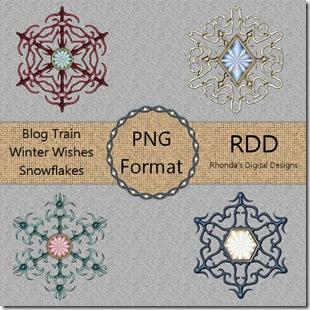 RDD-WinterWishesSnowflakeDisplay