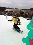 Matvei — сноубордяк