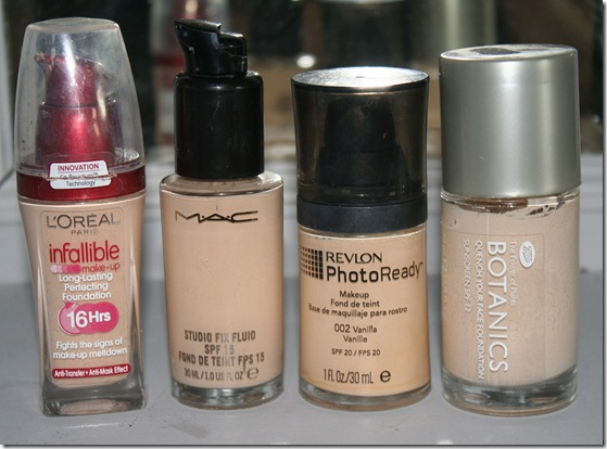 Foundations – Reviews, Swatches, Pale skin. | Katie Snooks