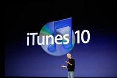 iTunes10 And Jobs