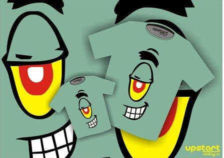 T-Shirt Plankton