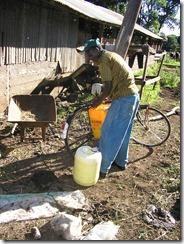 Milk Taken off the farm to sell