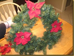 christmas wreath 010