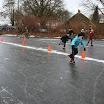 Schaatskampioenschap basisschool 03-01-2009