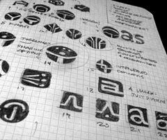 Proses membuat logo 12