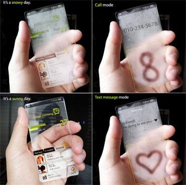 Latest top best concept mobile phones