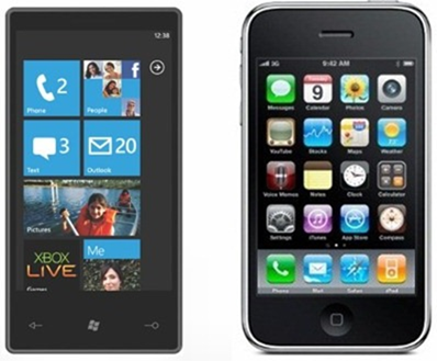 Most Wanted Windows Phone 7 Differences Today