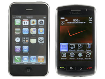 BlackBerry Storm : Specs | Price | Reviews | Test