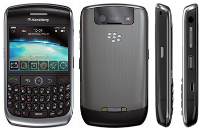BlackBerry Curve 8900 : Specs | Price | Reviews | Test