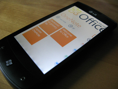 LG Optimus 7 Windows Phone 7 : Specs | Price | Reviews | Test