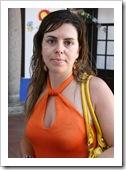 Beatriz Calvo, concejala de Bienestar Social.
