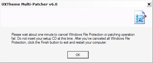 windows,xp,themes,visual styles,UXTheme Multi-Patcher 6.0,uxtheme.dll,sp3,佈景主題,下載