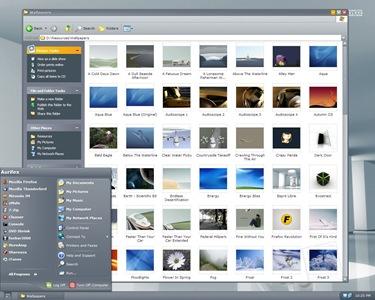 Black_Mesa,windows style xp theme download,xp佈景主題vista,visual styles,xp佈景主題教學下載,桌面改造,桌面美化,破解xp佈景主題限制
