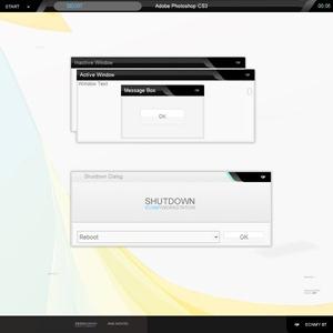 ECNMY07,windows style xp theme download,xp佈景主題vista,visual styles,xp佈景主題教學下載,桌面改造,桌面美化,破解xp佈景主題限制
