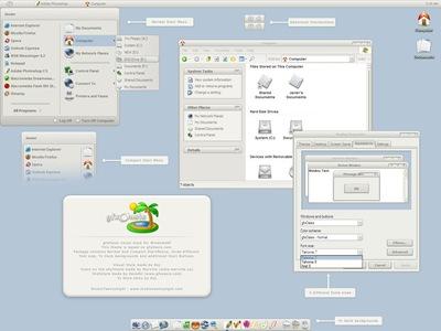 gfxOasis,windows style xp theme download,xp佈景主題vista,visual styles,xp佈景主題教學下載,桌面改造,桌面美化,破解xp佈景主題限制