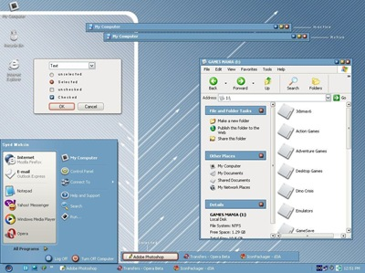 Resident_OS,windows style xp theme  download,xp佈景主題vista,visual styles