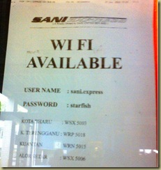 Label wifi