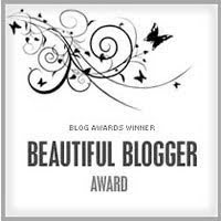award.beautiful blogger