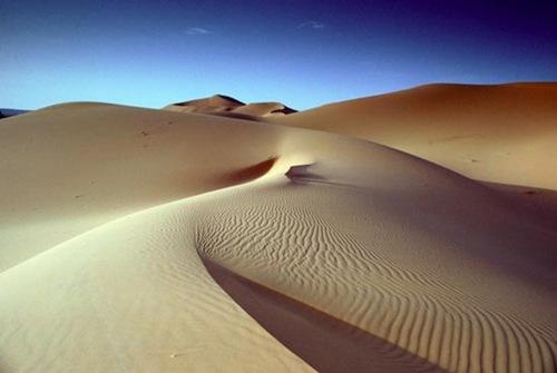 foto de desierto