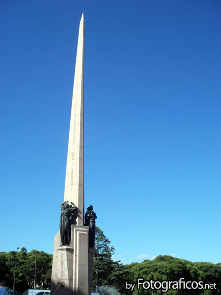 obelisco de montevideo