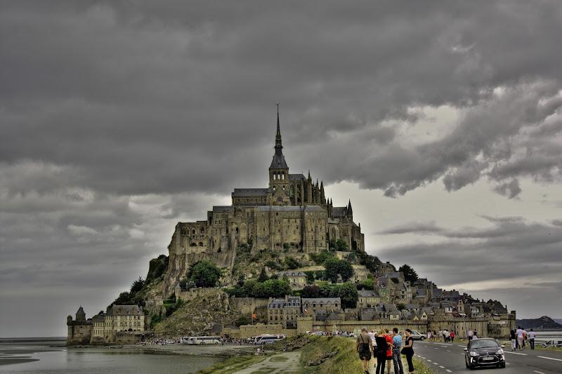 Mont Saint Michel Mont