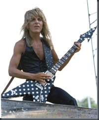 Randy Rhoades Flying V Guitar