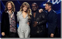 American Idol Front Stage 2011