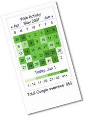 google history calendar