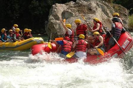 Cagayan De Oro River Whitewater rafting