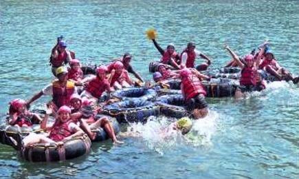 Cagayan De Oro River Tubing