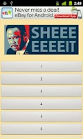 Screenshot of Clay Davis Soundboard Lite