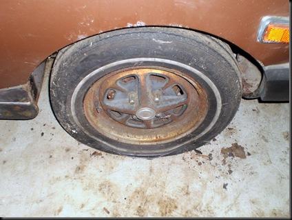 Rostyle Wheel