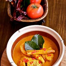 Malaysian Nyonya Cuisine with Chef Norman Musa