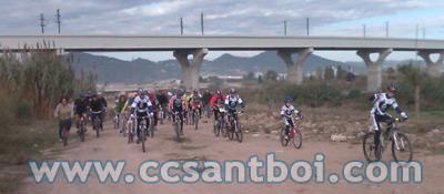 ciclismo btt baix llobregat