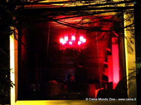 thai modern bar