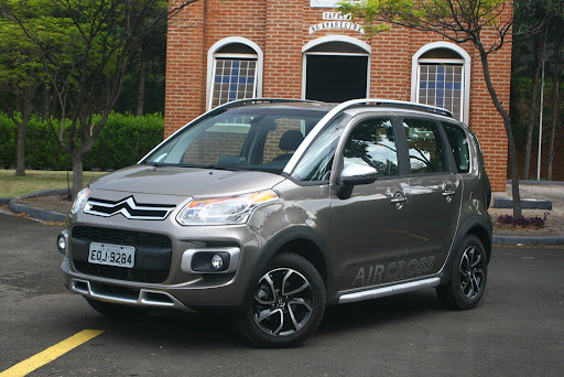IMG 13903 So Cool!!!  Brand new SUV  2012 Citroen C4 Aircross