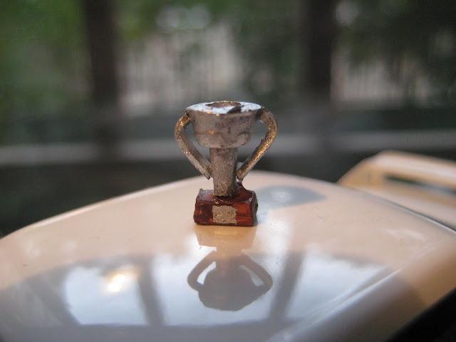 Un trofeo para tus pilotos