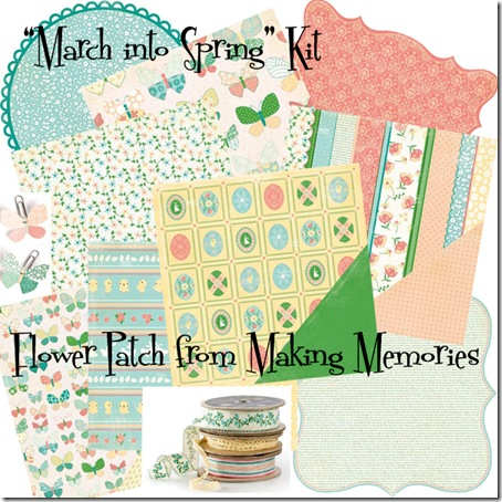 Flower Patch March Kit copy