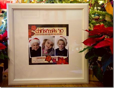 Christmas 10 layout