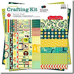 Social Club Papercrafting Kit