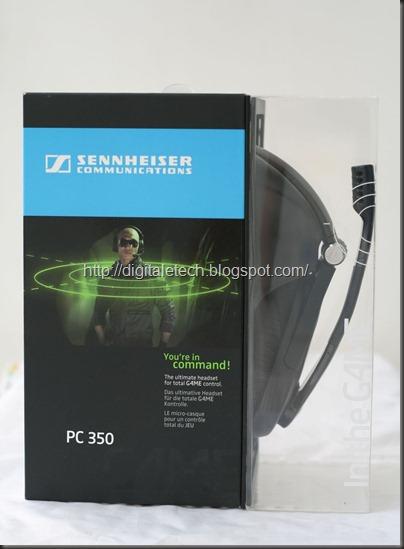 original sennheiser pc350-3